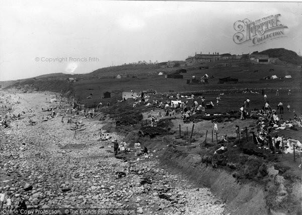 Photo of Heysham, The Green And Shore c.1947