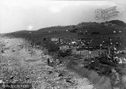 Heysham, The Green And Shore c.1947