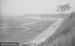 Heysham, The View From The Cliffs c.1955