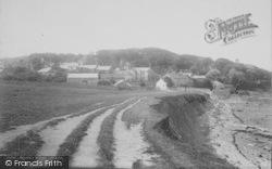 Heysham, The Village 1892