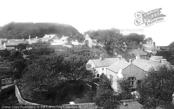 Photo of Heysham, The Village 1892