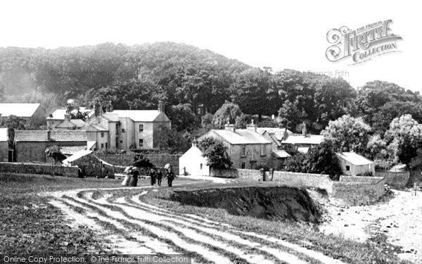Photo of Heysham, The Village 1895