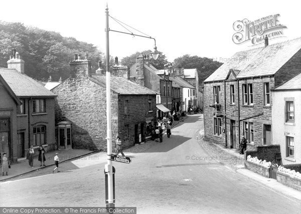 Photo of Heysham, The Village 1947