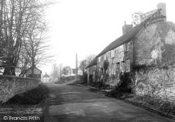 Little London, Old Houses c.1955, Heytesbury