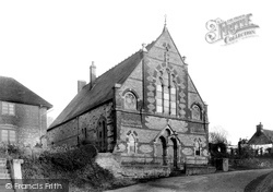 The Congregational Church c.1955, Heytesbury
