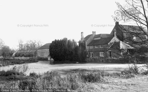 Heytesbury,the Mill c1955,Wiltshire