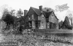 The Vicarage c.1955, Heytesbury