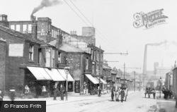Heywood, Bury Street c.1910