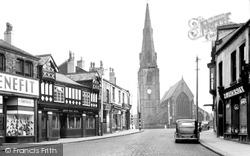 Heywood, The Centre c.1955