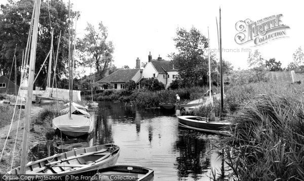 Photo of Hickling, Broad c1965, ref. H307028