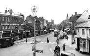 High Barnet, High Street c1955
