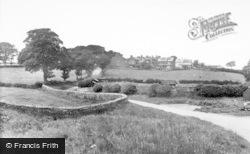 Butts Lane c.1955, High Bentham
