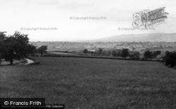 High Bentham, From The Green Smithy c.1955
