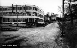 George Angus Factory c.1960, High Bentham