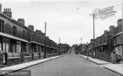 Goodenber Road c.1955, High Bentham