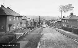 Goodenber Road c.1960, High Bentham