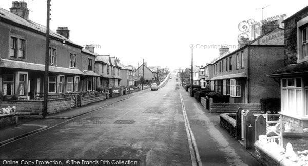 Photo of High Bentham, Goodenber Road c1960