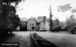 Grammar School c.1960, High Bentham