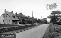 Ingleton Road c.1955, High Bentham