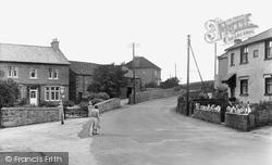 Lower Main Street c.1950, High Bentham