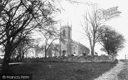 St Margaret's Church c.1950, High Bentham