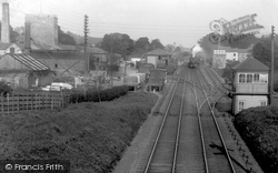 Station c.1910, High Bentham