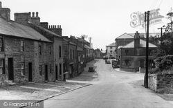The Market Place c.1950, High Bentham