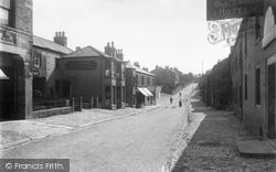 Upper Main Street c.1910, High Bentham