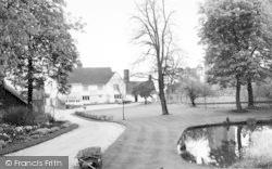 High Easter, The Bury c.1960
