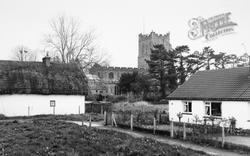 High Easter, The Church c.1960