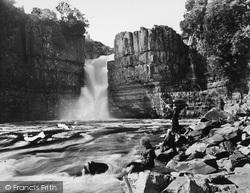 High Force, Falls 1929