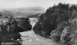 High Force, In Flood 1892