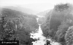 River Tees 1903, High Force
