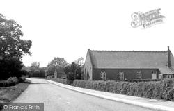 High Halden, The Chapel c.1955