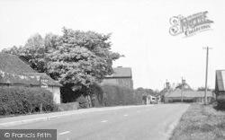 High Halden, The Main Road c.1955