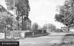 High Halden, The Village c.1955