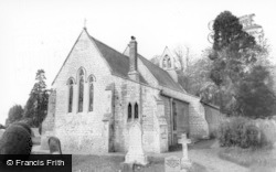 High Hutton, St Margaret's Church c.1960