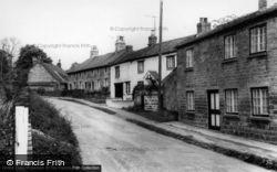 Village c.1960, High Hutton