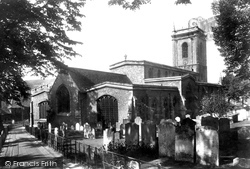 High Wycombe, All Saints' Church 1906