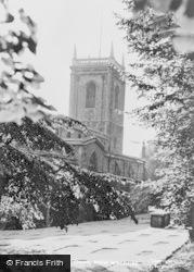 All Saints Church c.1955, High Wycombe