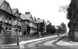 Amersham Hill 1906, High Wycombe