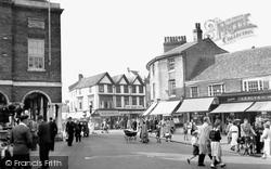 Cornmarket 1951, High Wycombe