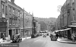 High Wycombe, Crendon Street c.1955