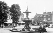 High Wycombe, Frogmore Square 1921