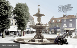 Frogmore Square 1921, High Wycombe