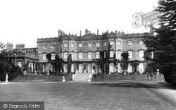 Hughenden Manor 1906, High Wycombe