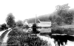 Marsh Green Mill 1906, High Wycombe