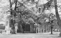Parish Church c.1965, High Wycombe