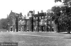 The Abbey 1906, High Wycombe
