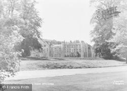 The Abbey School c.1955, High Wycombe